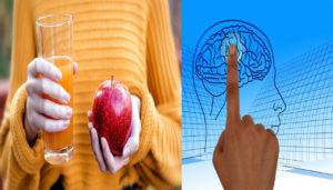 apple benefits for brain