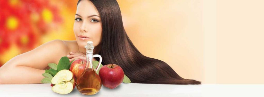 apple benefits for hair and skin