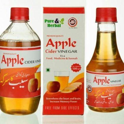 apple-cide- vinegar