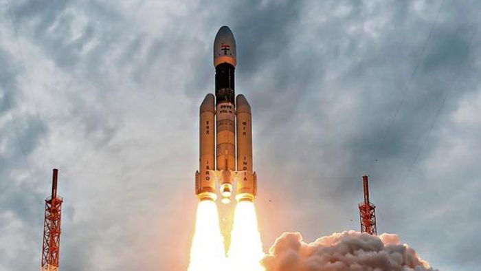 chandrayaan-2 launch