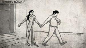 आदमी ने खोला पार्लर - hindi moral stories
